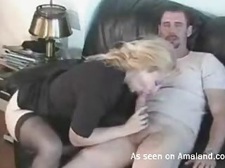 Fucking his fat cocksucking wife