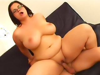 Fatty fucked in the wet pussy