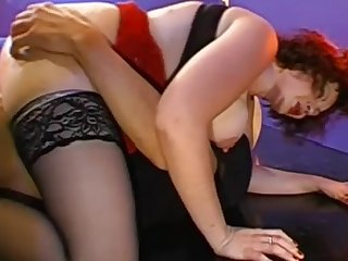 Beautiful milf drilled in anal RPG