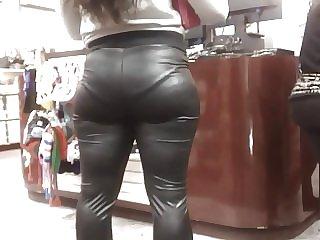 Leather VPL !!!