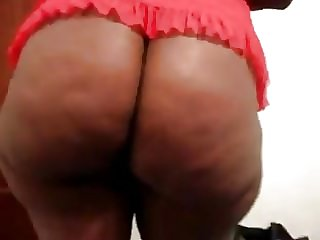 Dark Latina Booty