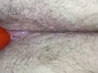 Playing with my tight pussy