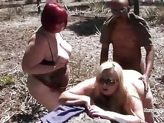 BBC used by two PAWGs outdoors