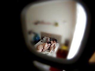 Fingered to orgasms - hidden cam